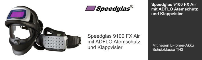 Speedglas 9100 FX Air ADFLO
