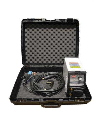 Platec Elektroden-Inverter 200A inkl. Zubehör und Koffer