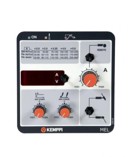 MEL-Panel Kemppi Master MLS 2500 und 3500
