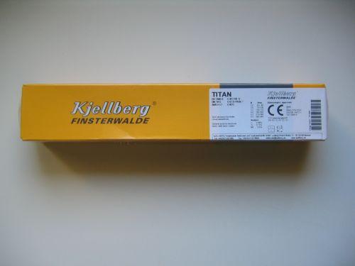Elektrode Kjellberg Titan, dick rutilbasischumhüllt