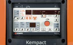 Kemppi Kempact Puls 3000 mit Brenner GX305