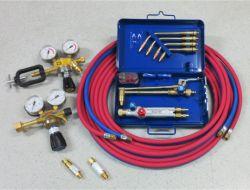 Schweiss- und Schneidgarnitur Set MW Wurzen 520